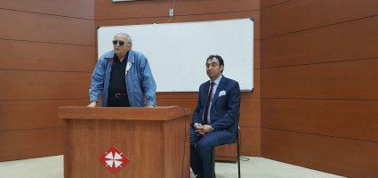Başkent Üniversitesi Hukuk Fakültesi'nde Takdim Töreni