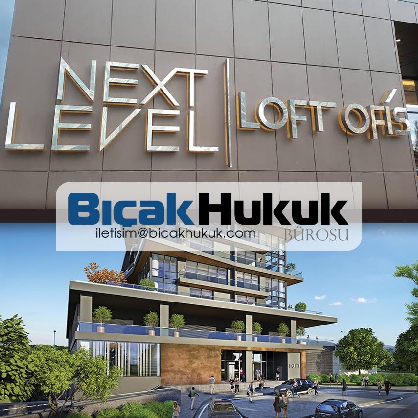 bicak hukuk loft ofis tanitim - Next Level Avukatlık Bürosu - Bıçak Hukuk Kule Ofis
