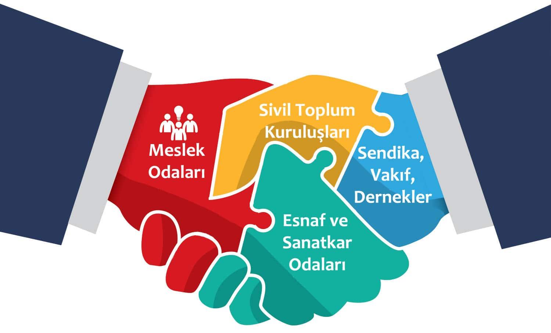 dernek vakif toplu pusula2 - Türkiye Cumhuriyeti Dernekler Mevzuatının Avrupa Birliği Standartlarına Uyumu Raporu