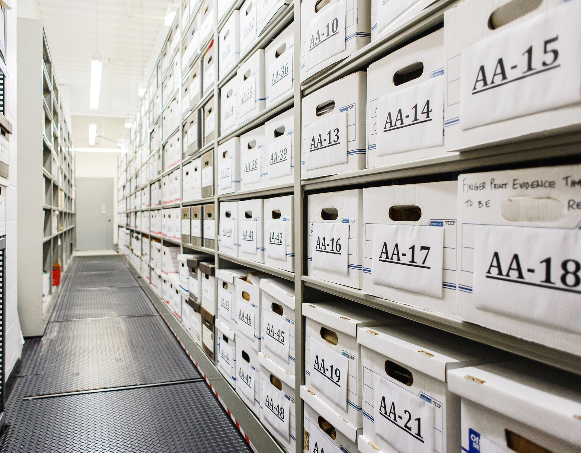 evidence storage compact shelving spacesaver shelves that move - A Comparative Study of the Problem of the Admissibility of Improperly Obtained Evidence