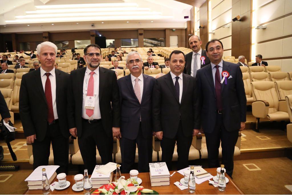 """anayasa mah 2018 - """"Anayasa Mahkemesinin Kuruluş Yıl Dönümü"""" Kapsamında Sempozyum Düzenlendi"""