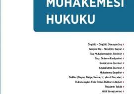 ceza muhakemesi hukuku 4 baski dik 270x190 - Ceza Muhakemesi Hukuku